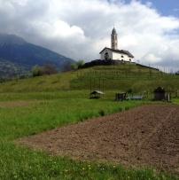 La chiesa di San Giorgio a Sorriva